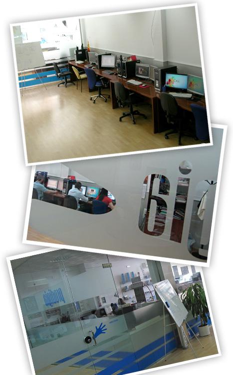 Oficinas e instalaciones Prodigia