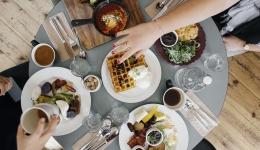 Imagen de Meal sharing o Social dining