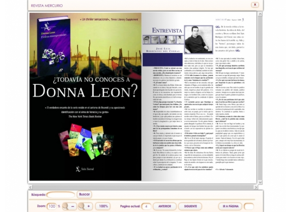 Revista Fundacion Jose Manuel Lara