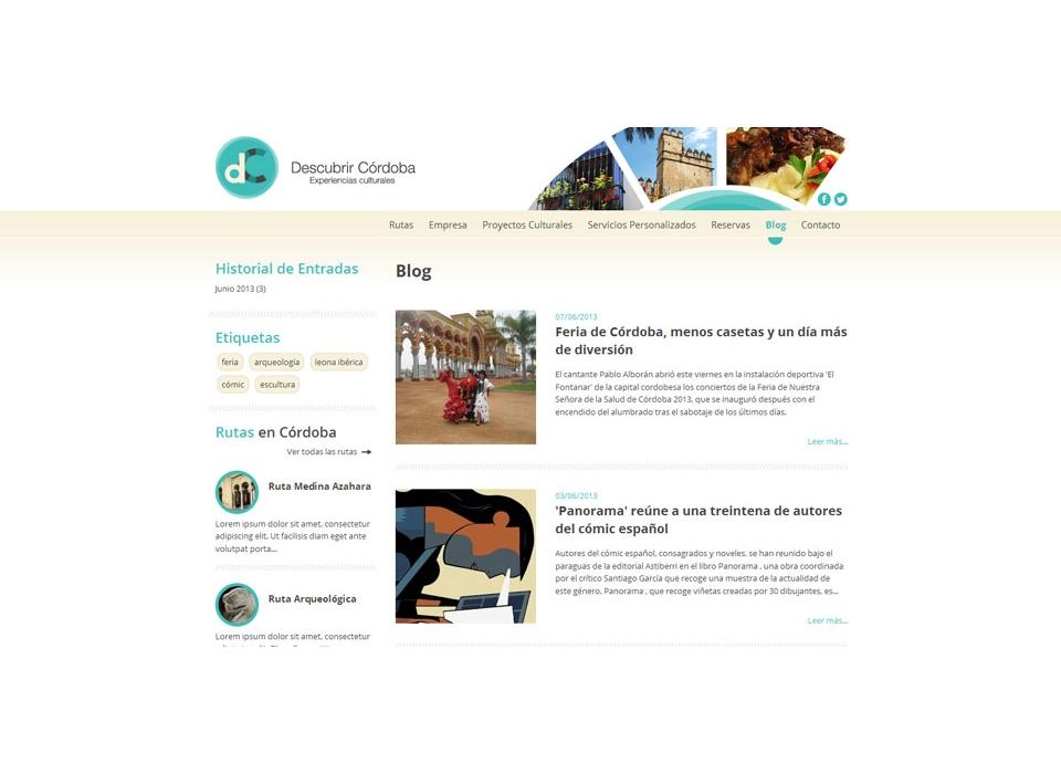 Blog Descubrir Córdoba