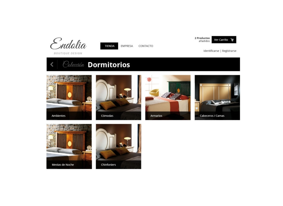 Endolia Colección