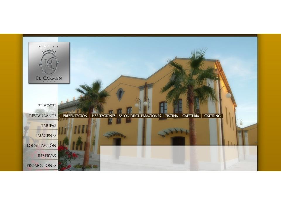 Hotel El Carmen - Puente Genil