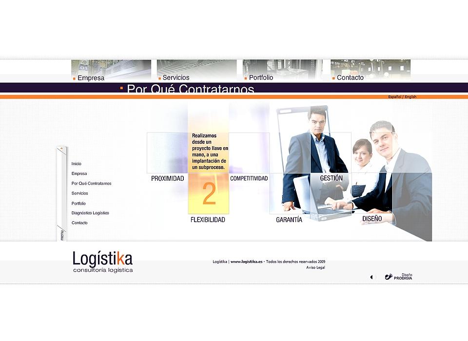 Web Logístika