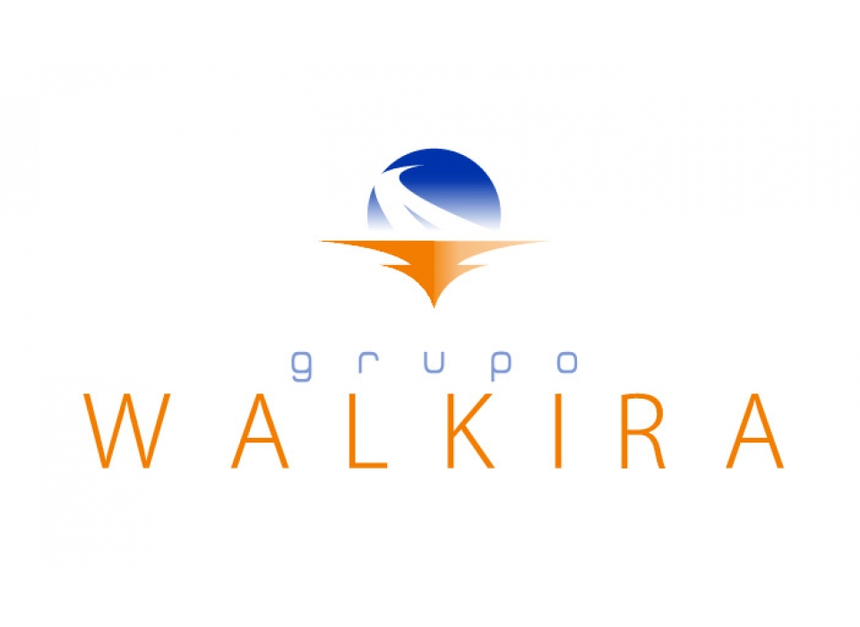 Logotipo Grupo Walkira