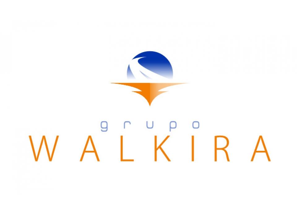 Logotipo Grupo Walkira