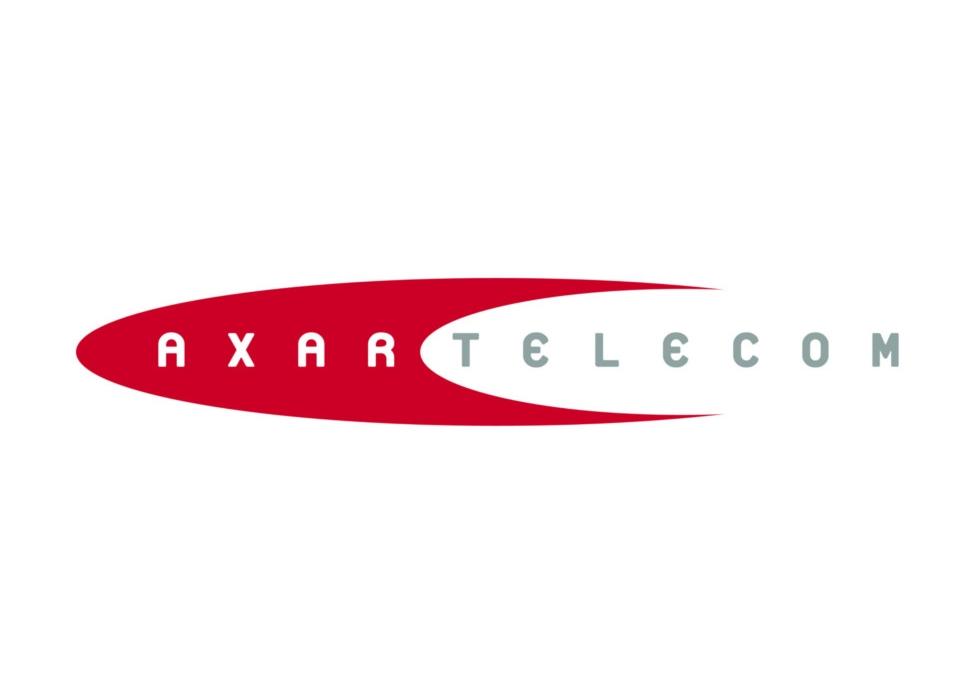 Logotipo Axartelecom Vélez Málaga