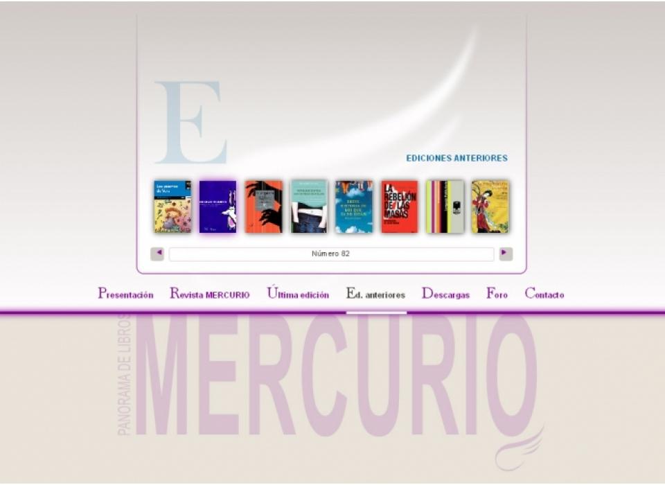 Ediciones Revista Mercurio