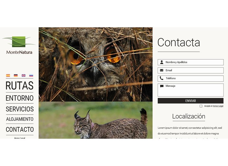 contacta montenatura birding naturaleza aventura