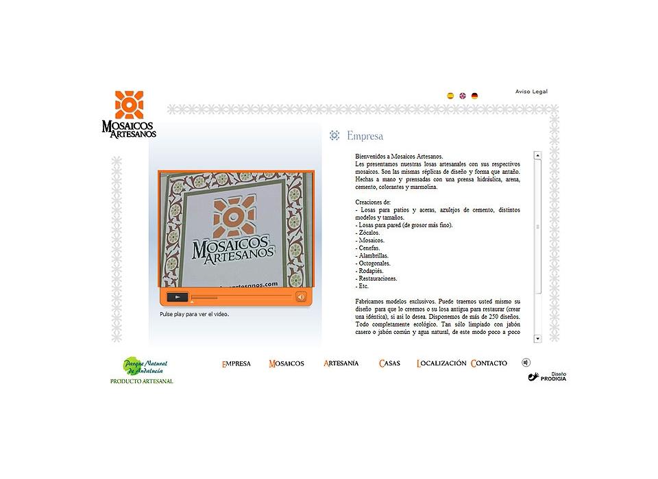 Captura Mosaicos Artesanos 1