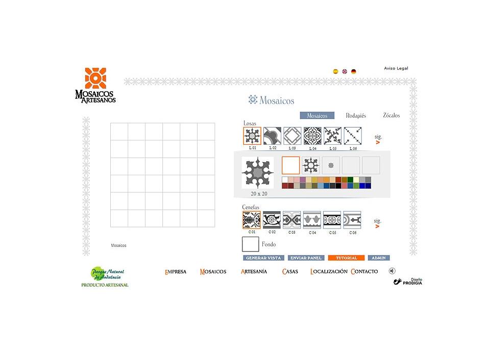 Captura Mosaicos Artesanos 2