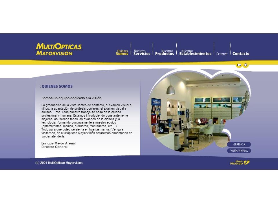 Opticas Mayorvision Granada