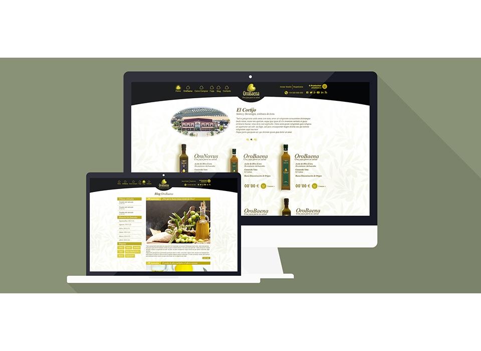 orobaena tienda online aceite calidad