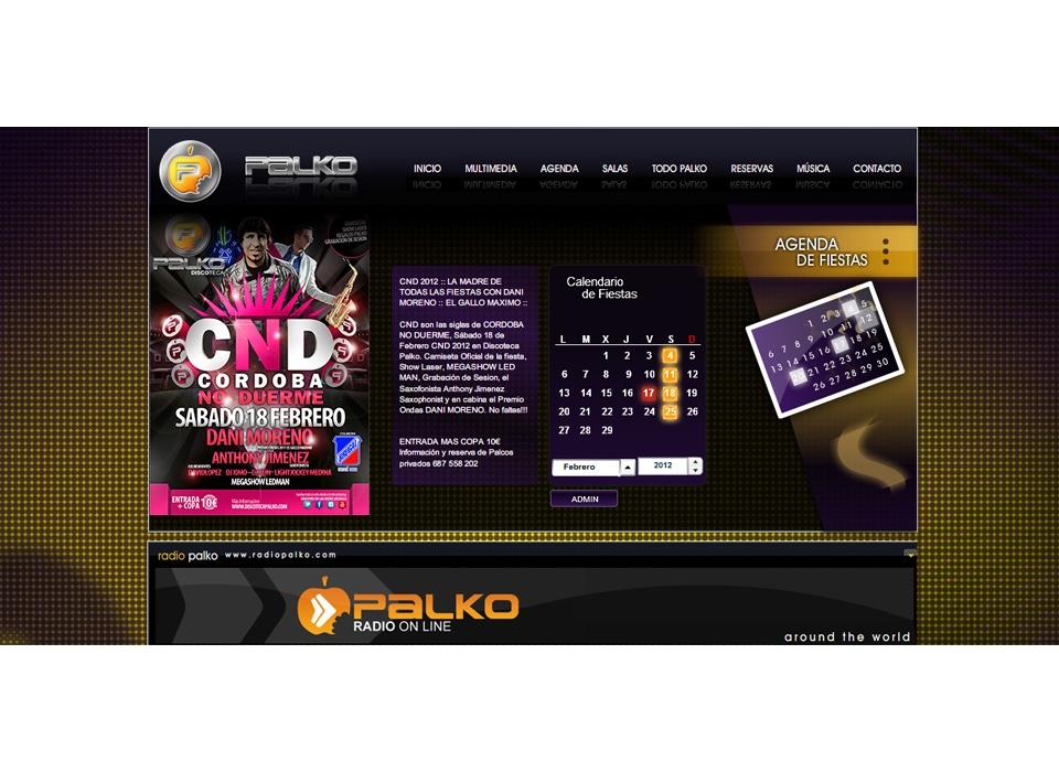 Captura Discoteca Palko
