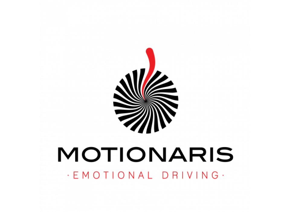 Motionaris Logotipo construcción