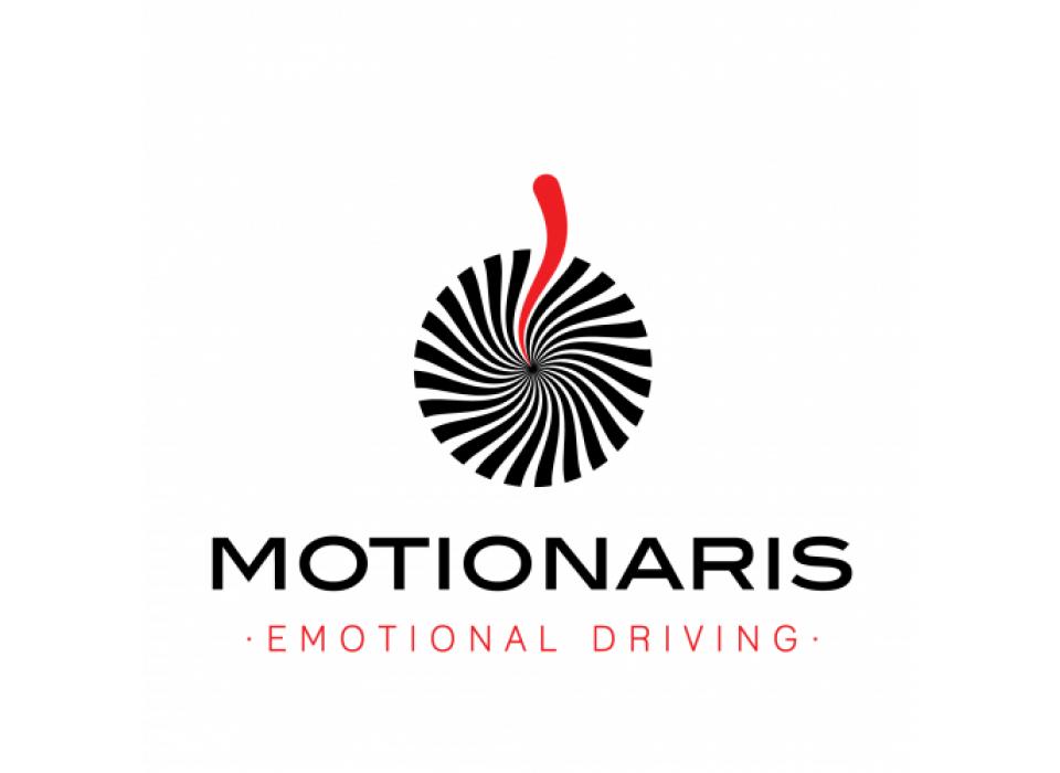 Motionaris Logotipo construcción