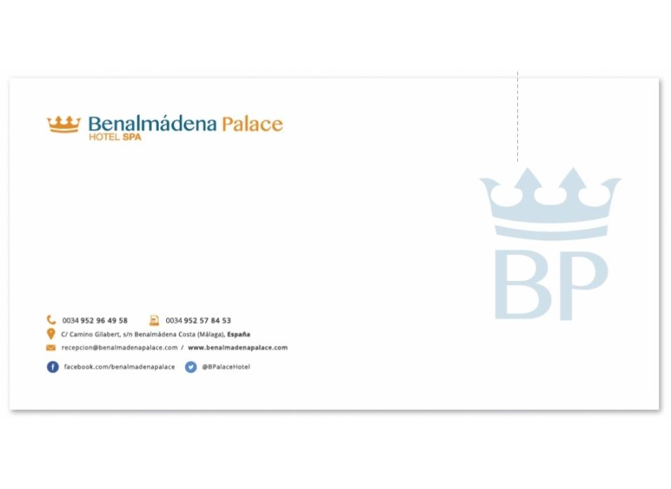 Sobre corporativo Hotel Benalmádena Palace