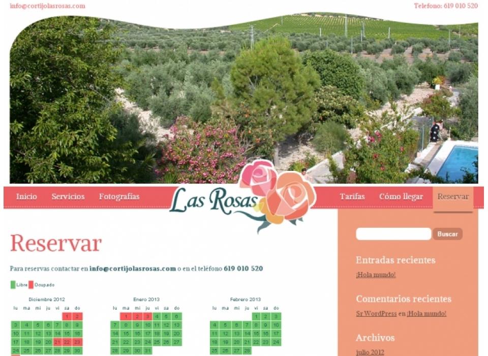 Reservas Cortijo Las rosas