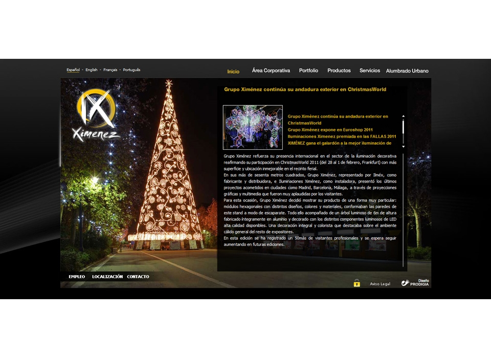 Web Ximenez