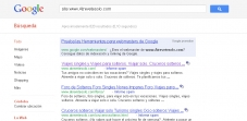 Atrévete Solo Google