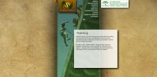 """Sección """"Actividades"""" Sitio Web - Aventura Vertical"""