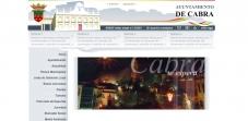 Web Ayuntamiento de Cabra