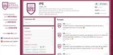 Captura Twitter IPE-HN