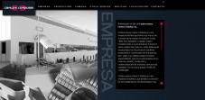 Página principal - Sitio Web - Carlos Córdoba