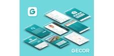 Vista general Gecor App