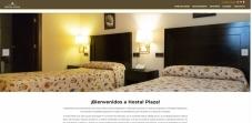 Hostal Plaza Web