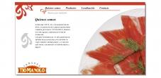Web Jamones Tio Manolo - Dislasur