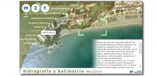 """Sección """"Hidrografía y barimétrica"""" - Sitio web M2TSL"""
