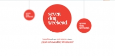 Seven Day Weekend Captura