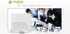 Página principal - Sitio web Sinapsia Capital