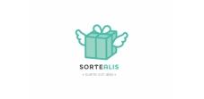 Sortealis logotipo positivo