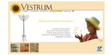Web Vestrum Artesanía - Ilumina tus momentos