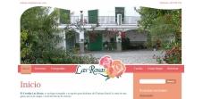 Web Cortijo Las Rosas