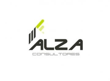 Identidad Corporativa Alza Consultores