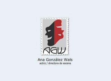 Ana Wals Logotipo