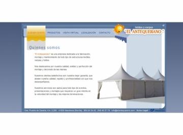 El Antequerano Sitio Web