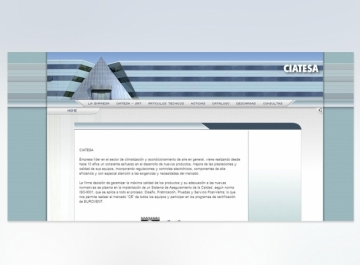 Ciatesa Diseño Web