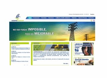 Conpretedecor - Sitio web