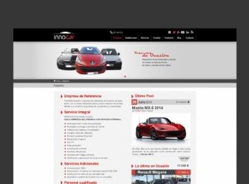 innocar pantallazo pagina web