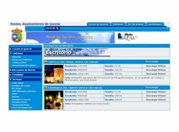 Turismo Ayuntamiento de Lucena Web
