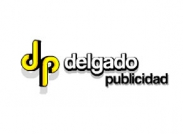 Logo Delgado Publicidad