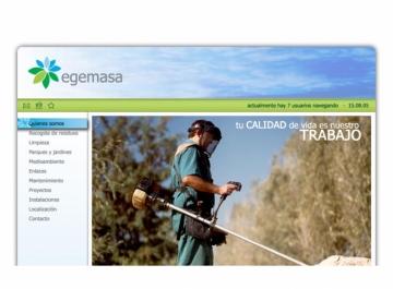 Egemasa Portal Institucional