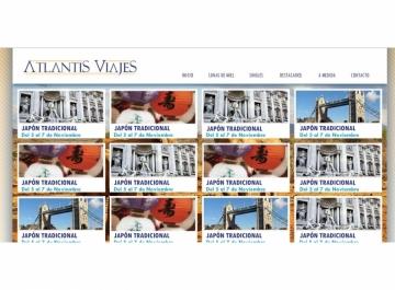 Atlantis Viajes Web