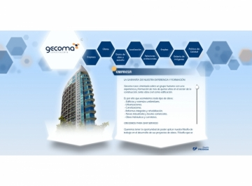 Gecoma web