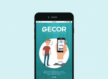 Gecor-Miniatura