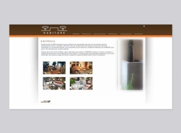 Habitare Sitio web