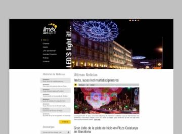 Ilmex diseño web